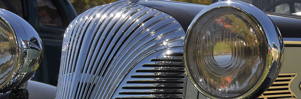 old-car-grill