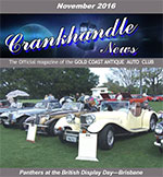 November 2016 Crankhandle