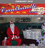 February 2018 Crankhandle