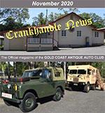 November 2020 Crankhandle